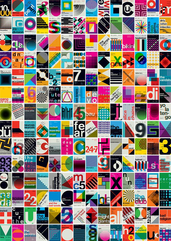 Swissted_Poster_Grid_1970-1999 swissted swiss design posters