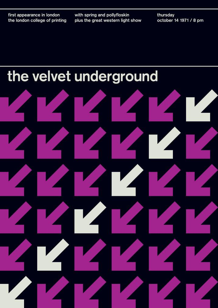 velvet_underground_3 swissted swiss design posters