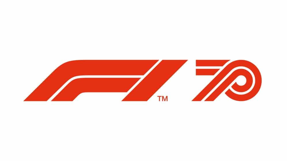 Formula 1 70th Anniversary Logos Revealed For 2020 The Logo Smith