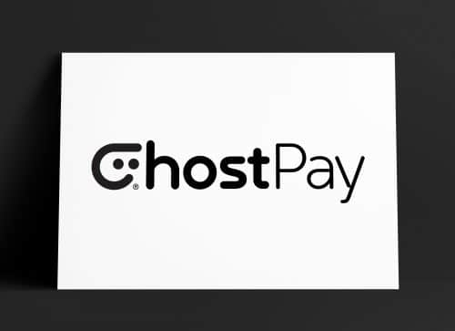 GhostPay Logo Designed by The Logo Smith