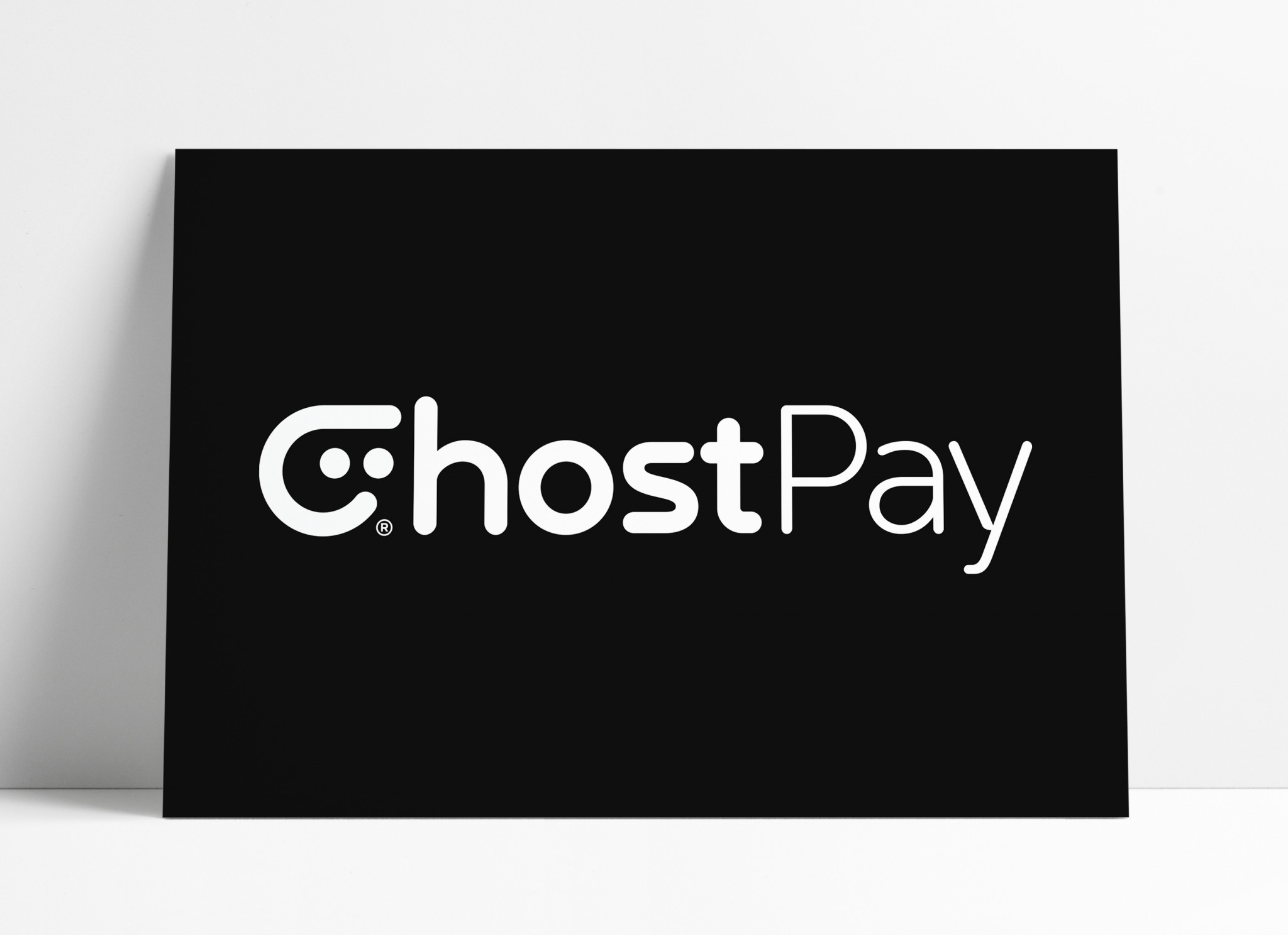 GhostPay Ghost Logo Design Inc Cryptocurrency Wallet Logo Designed by The Logo Smith