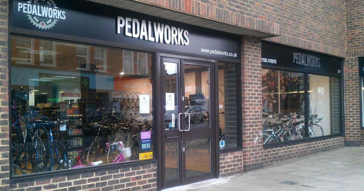 PedalWorks Bike Shop
