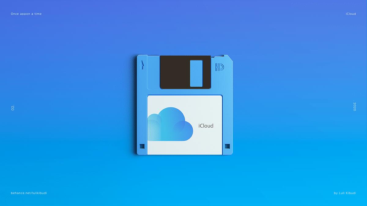 iCloud Floopy