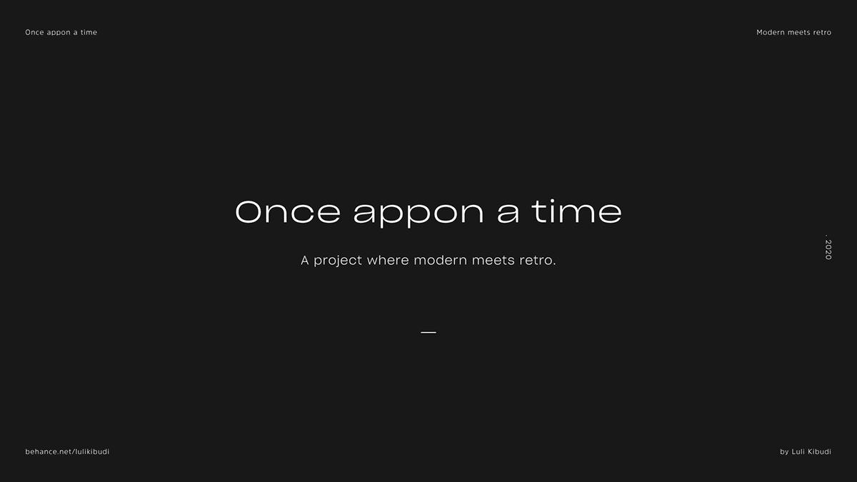 Once Appon a Time designed by Luli Kibudi