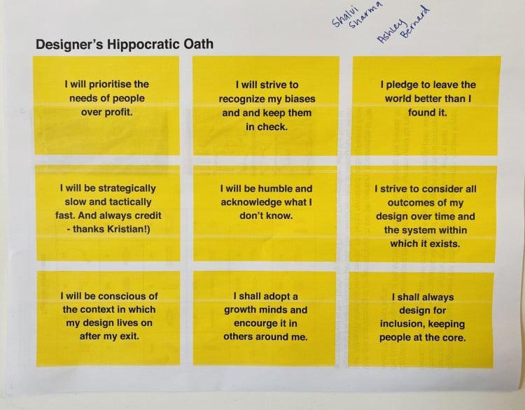A Designers Hippocratic Oath 3
