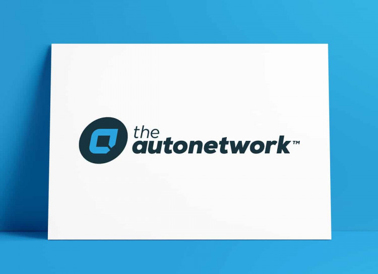 TheAutoNetwork Logo Designed by The Logo Smith