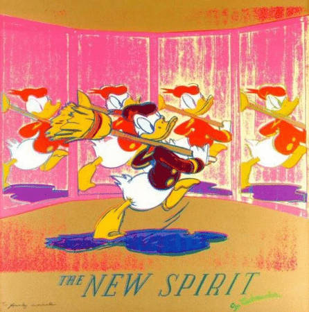 New Spirit (Donald Duck)