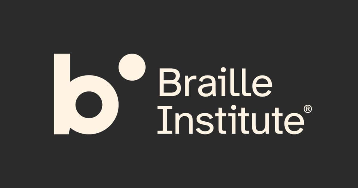 Braille Institue Logo Design