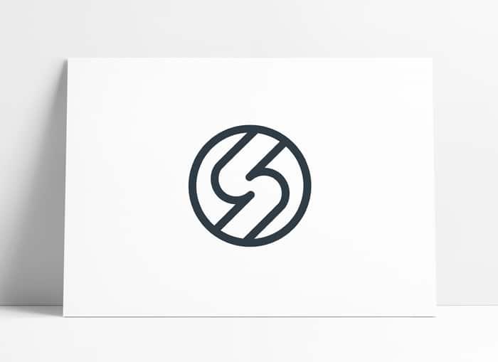 Letter S, Monoline
