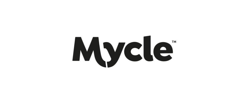 Mycle - Word Mark Designed by B&B studio(London, UK)
