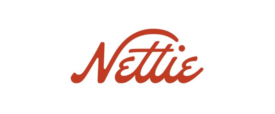 Nettie - Word Mark Designed by Hoodzpah (Orange County, CA)