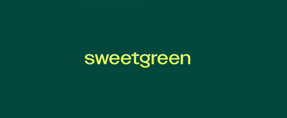 Sweetgreen - Word Mark Redesigned by COLLINS