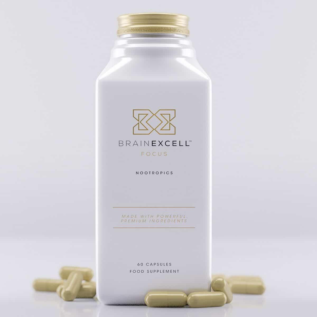 brainexcell Logo & Brand Identity Design