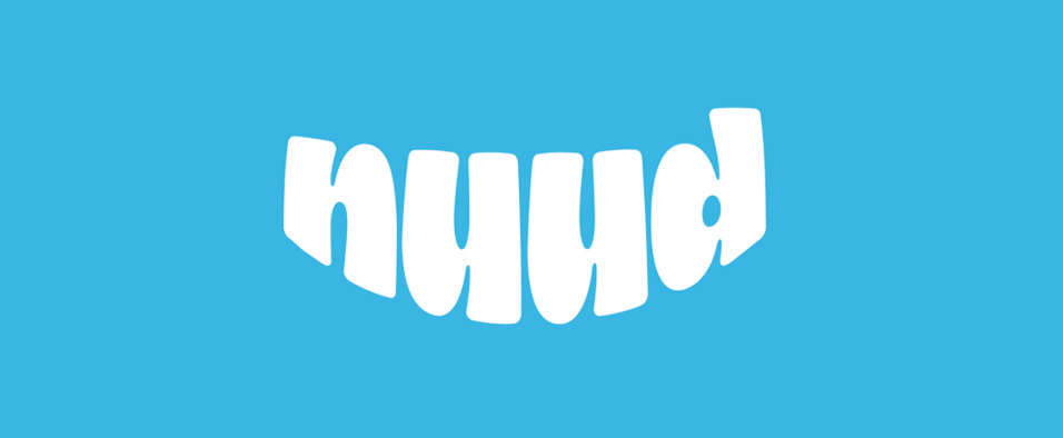 Nuud - Word Mark Designed by Mother Design