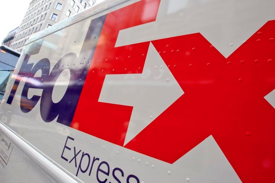 FedEx Logo and the FedEx Arrow - Designed by Lindon Leader 1994
