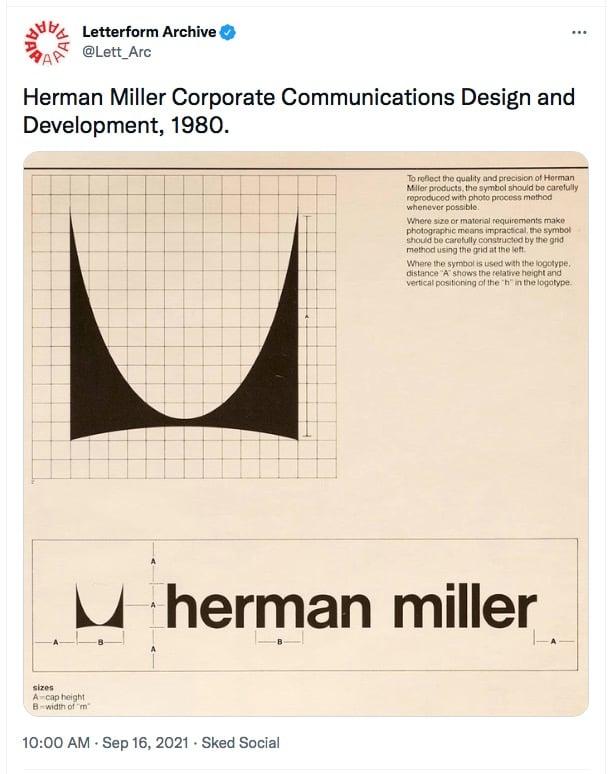 Herman Miller Logo Guidelines