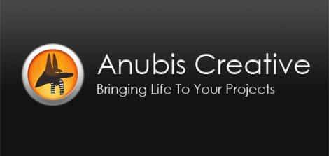 anubiscreative logo design