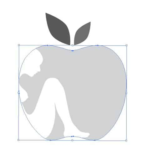 Apple & Eve Logo Design Process Designed by The Logo Smith