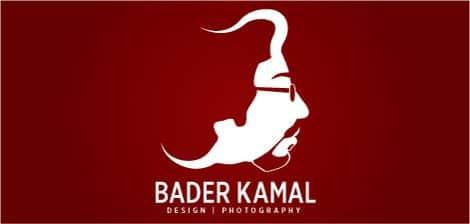 baderkamal logo design