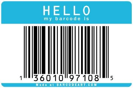 My Personal Barcode