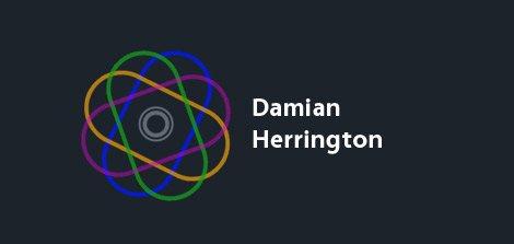 damianherrington logo design