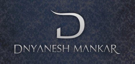dnyaneshmankar logo design