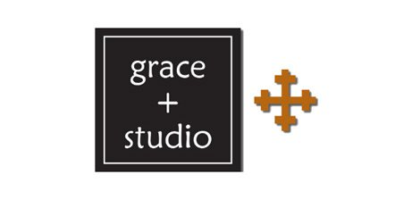 grace studio logo design