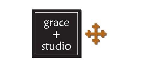 grace studio logo design