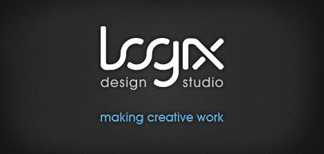 logix logo design