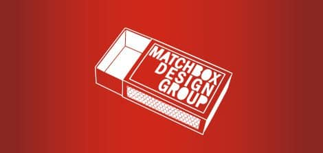 matchbox design group logo design