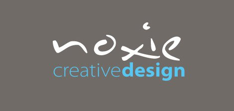 noxie creative logo design