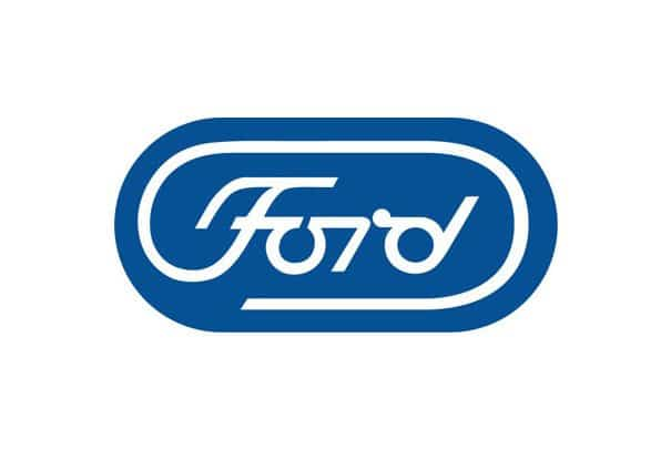 Paul Rands Unused Ford Logo from 1966