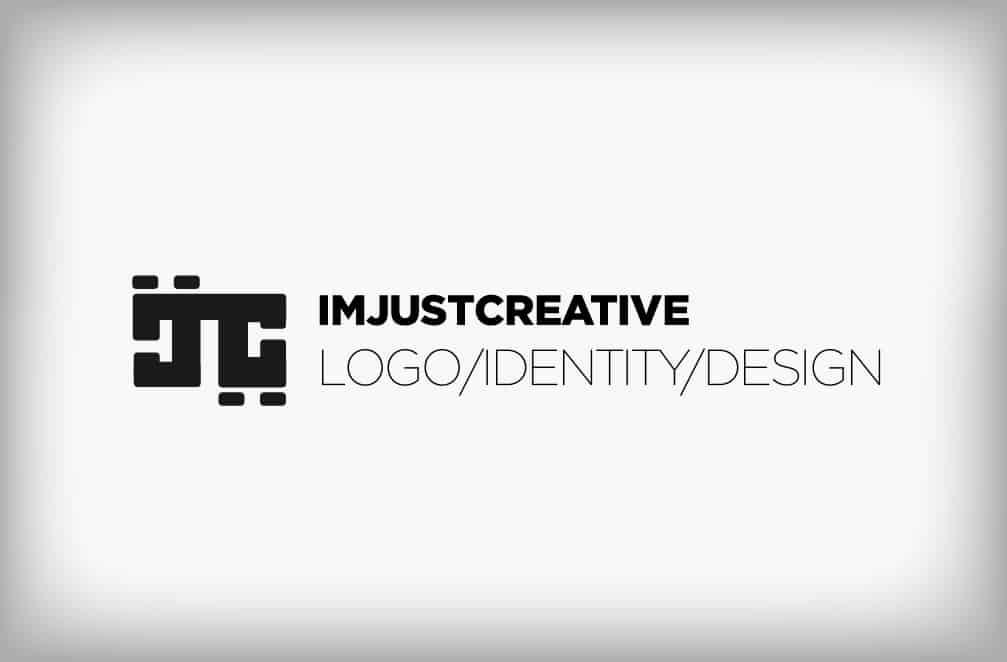 ImJustCreative Logo Design