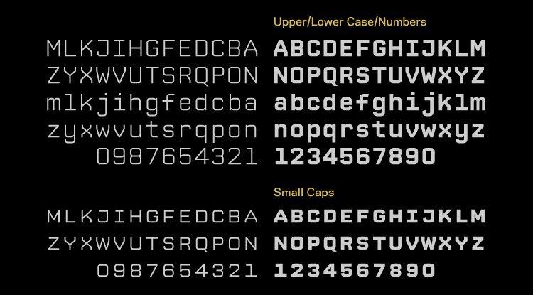 CP Mono Beta Font