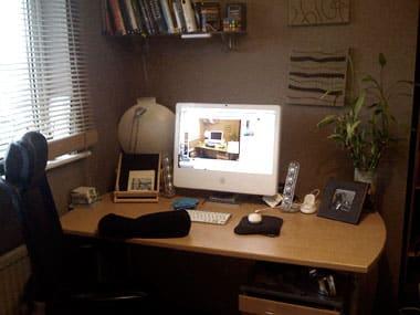 ImJustCreative Workspace