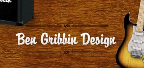 Ben Gribbon Logo Design