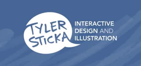 Tyler Sticka Logo Design