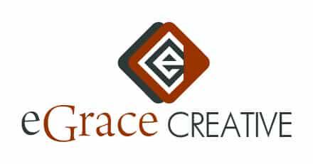 eGrace Creative logo design