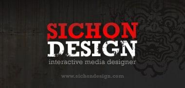 Sichon Design logo design
