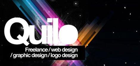 quilo logo design