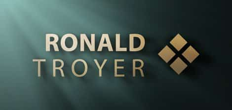 ronaldtroyer-logo-design